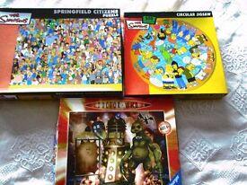 3 jigsaws