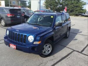 2009 Jeep Patriot Sport North   AS IS SPECIAL 