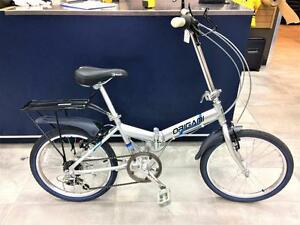 Vélo Pliable Aluminium folding bike NORCO Origami    ***ÉTAT NEUF***   #F022219