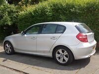 BMW 120D 2007 - PARKING SENSORS - ALLOYS - MOT - 2.0 DIESEL - 6 SPEED - 5 DOOR - TDI VW AUDI ASTRA
