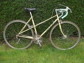 Vintage Ladies Claud Butler Majestic Racing Bike Reynolds 531 Frame Classic Road Race Bike Eroica