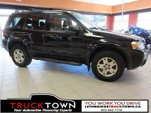 2007 Ford Escape AFFORDABLE AWD WITH V6 POWER!!