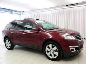 2016 Chevrolet Traverse LT AWD SUV 7PASS w/ HEATED SEATS, TOUCH