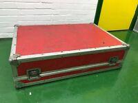 Large Flightcase for Lighting or Sound Desk