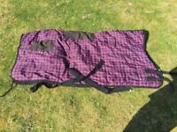 5'6 medium weight stable rug