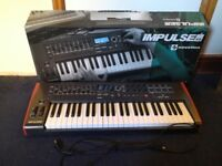 Novation Impulse 49 Key MIDI Keyboard