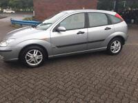 Ford focus Zetec automatic