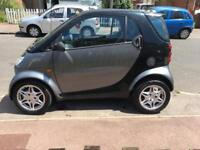 SMART FORTWO AUTOMATIC 0.7cc