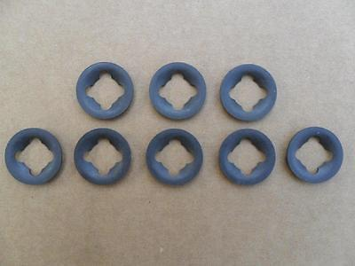 8 NOS BUCKET SEAT/FRAME RETAINERS! 70-81 BANDIT SE FORMULA Z28 SS F-BODYS  67-93 for sale  Shipping to Canada