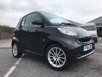 Smart passion Cdi diesal fsh pan roof sat nav air con Trade price for quick sale