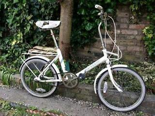 Vintage Raleigh Shopper FULLY SERVICED ready to ride!