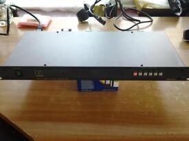 kramer vp-61xl vga audio switcher