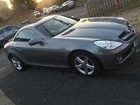 Mercedes SLK Kompressor (2010) low mileage