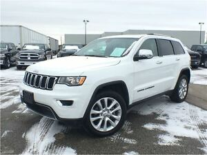 2017 Jeep Grand Cherokee Limited**DEMO**0% Fin Avail for 6 Years