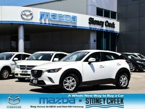 2016 Mazda CX-3 GS, 1 OWNR, MINT CONDITION