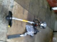 titan 25cc petrol strimmer- bushcutter- hedge cutter brand new with harness aswell