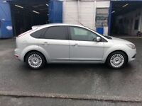 Ford focus 1.6 diesel come with 12 months MOT fresh 80,000 on the clock 30 pound road tax