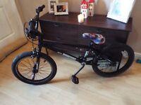 rampage bmx stunt bike