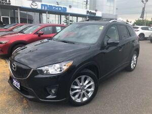 2015 Mazda CX-5 GT TECH, ACCIDENT FREE, LOADED