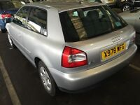 Audi A3 2001 Model full service history only £899