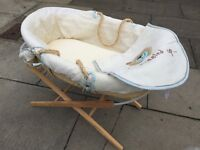 Moses Basket Mothercare All Snuggled Collection