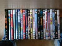 Mixed dvds all original