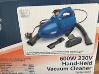 Hand held vacuum Hoover