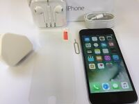 Boxed Apple Iphone 6 Like New Condition New Accessories EE Virgin Vodafone 02 16gb 64gb 128gb