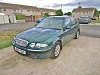 FOR SALE - Rover 45 hatchback