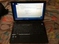 Toshiba Laptop 2GB Dedicated Graphics, Intel i5, 8GB RAM, 1TB HDD