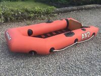 BOMBARD AX2 Slatted Deck Inflatable Boat Dinghy
