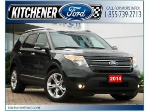 2014 Ford Explorer Limited Limited | 7 PASSENGER | LEATHER |...