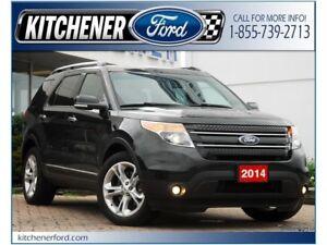 2014 Ford Explorer Limited Limited | 7 PASSENGER | LEATHER |...