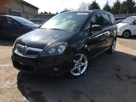 Vauxhall Zafira 1.9 Diesel Breaking For Parts