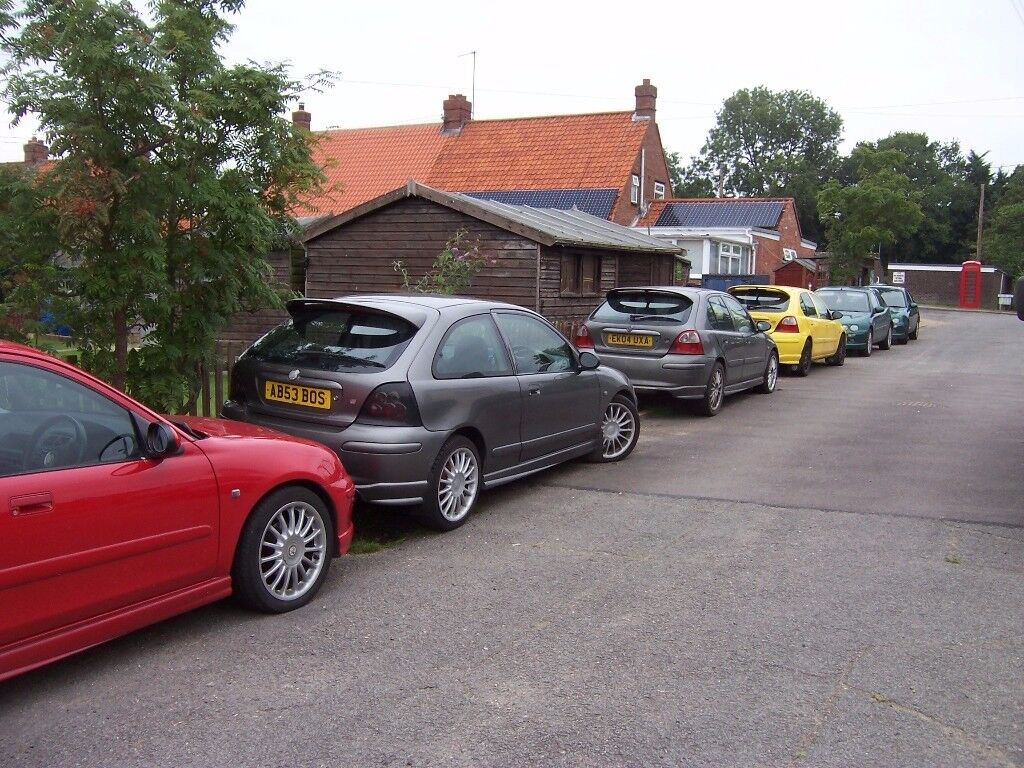 Breaking MG ZR Diesel,all parts available
