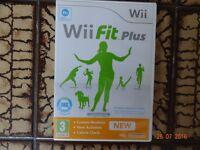 Nintendo Wii 'Wii Fit Plus'