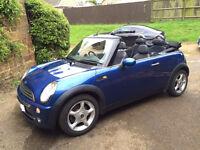 Mini Cooper Convertible for Sale