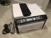 Printer,scanner, fax all in one