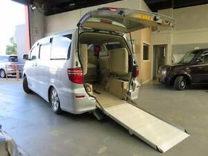 2007 Toyota Disability access vehicle Van/Minivan Bayswater Knox Area Preview