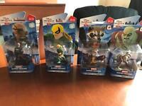 Brand new Disney infinity marvel 2.0 figures