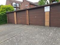 Secure lock-up garage to rent, 3 mins walk from Woodside Park Tube station