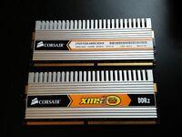 Memory kit Corsair XMS2 DDR2 2x1GB