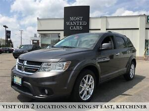 2015 Dodge Journey R/T | 3.6L AWD | 7 PASSENGER | LEATHER