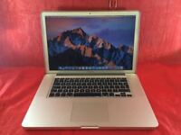 Macbook pro 15inch [Matt screen] A1286 2.53Ghz intel Core i5 4GB Ram 500GB 2010+WARRANTY, NO OFFERS