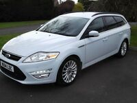 2014 FORD MONDEO 1.6 TDCI Business Ed Estate - £20 Road tax