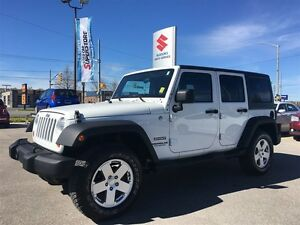 2011 Jeep WRANGLER UNLIMITED Sport ~Removeable Hard & Soft Tops