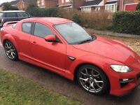 Selling Mazda RX8 R3 Low mileage and completely stock