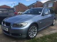 BMW 320D - SE BUSINESS EDITION 5DR - 2009 - Full year MOT