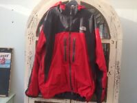 North face Jacket from high end summit Range .& north face warm T shirt