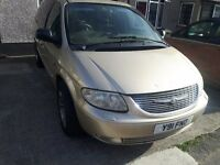 Chrysler grand voyager 3.3 V6